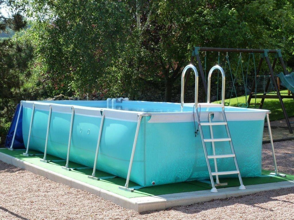 ventes de piscines hors sol iaso en auvergne atout piscines. Black Bedroom Furniture Sets. Home Design Ideas