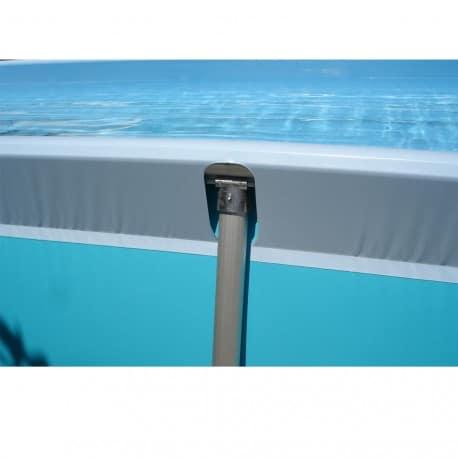 Ventes de piscines hors sol iaso en auvergne atout piscines for Liner piscine hors sol tubulaire