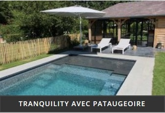 Tranquility avec pataugeoire